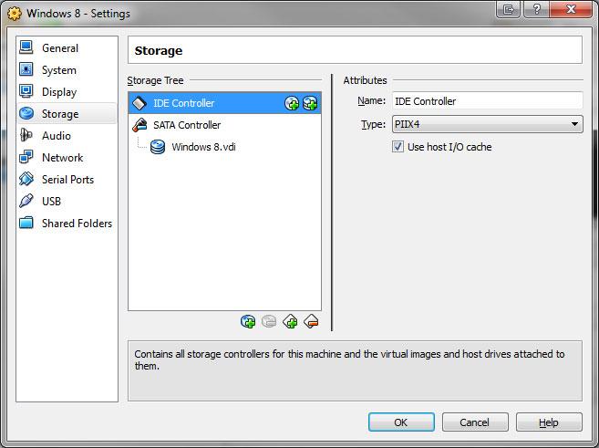 Windows 8 Virtual Machine - Image 5