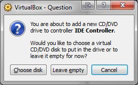 Windows 8 Virtual Machine - Step 8